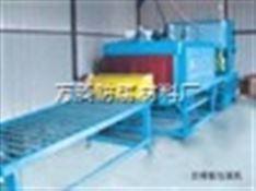 保温板pe膜包装机基本设置