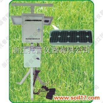 TZS-II土壤墒情测量仪研究水分传导效应