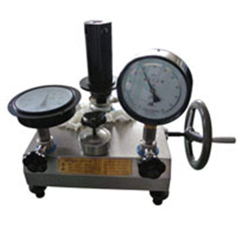 上海自动化仪表四厂压力表校验器YJY-60