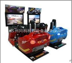 TK4D-LT-06单座单屏动感座椅赛车模拟器