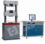竖向预应力钢架桥剪切强度试验机、60T微机控制电液伺服万能试验机