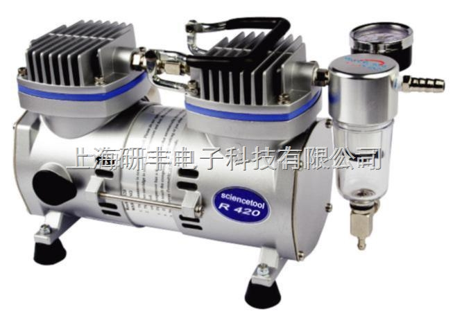 R420实验室小型无油空压机
