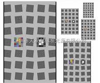 SFRplus Test Charts on Color High-Precision LVT Fi