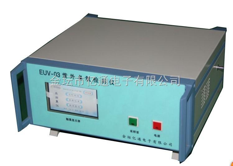 EUV-03型紫外臭氧檢測儀