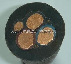 ycw橡套电缆3×25+1×16mm2通用橡胶柔软电缆