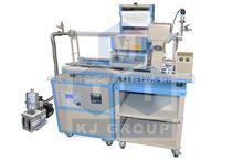 小型滑動PECVD管式爐系統--OTF-1200X-50S-PE-SL