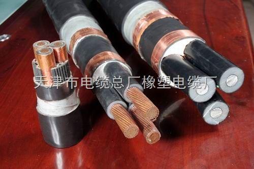 YJV22铠装铜芯电力电缆【3x2.5+1x1.5】新价格