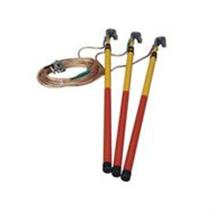 10kv组合式高低压接地棒线,JDY-NL-NS高低压接地棒线,电力局高低压接地线