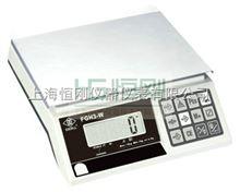 电子桌秤30公斤不干胶打印电子桌秤