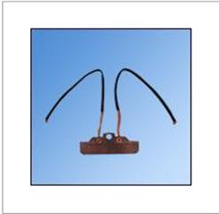 滑导电器用电刷