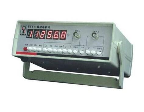 sy411型数字毫秒计