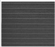 12mm黑色防滑绝缘垫