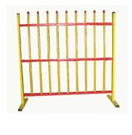 WL全绝缘折叠防护栏