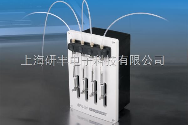 多通道工业注射泵