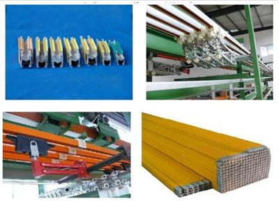 HXPNR-H单级组合式安全滑触线