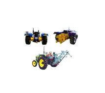 拖拉机牵引机