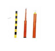 ST超轻型测高杆 硅橡胶绝缘子拉闸杆