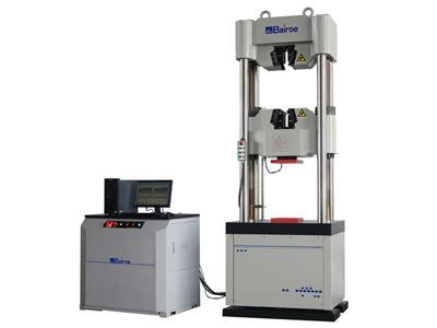 WAW-600微機控制電液伺服萬能試驗機