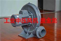 吸刨花CX-7.5 5.5kw透浦式中压鼓风机