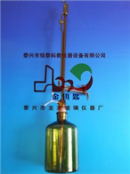 A級1658 25ml棕色全自動滴定管標準磨口 具打氣球