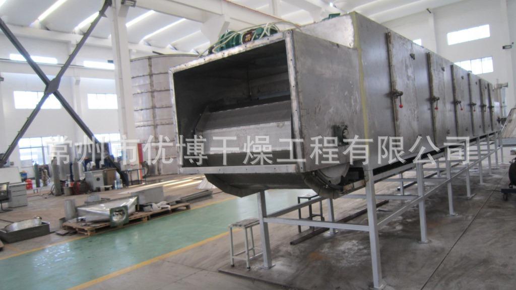 颗粒硅胶多层网带式干燥机