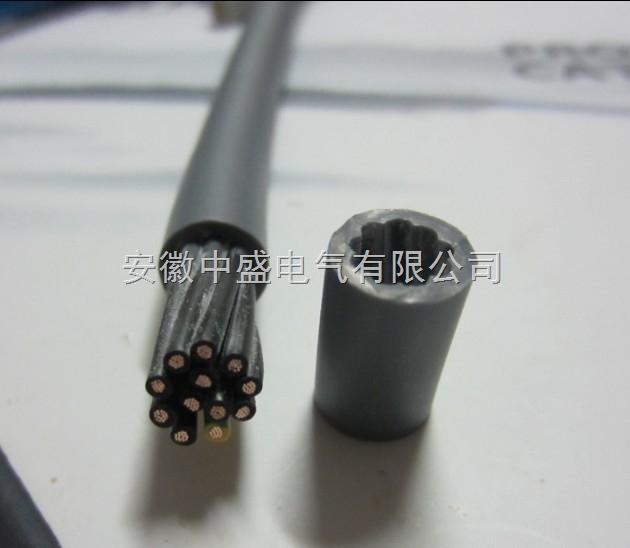 多芯拖链电缆材料