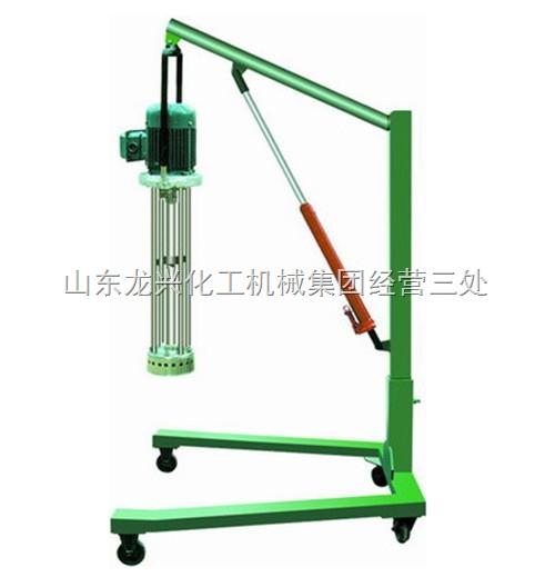 高剪切乳化机作用及乳化效果