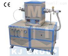 1700℃單溫區三通道混氣CVD系統-GSL-1700X-F3LV