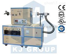 1700°C二通道混氣高真空CVD系統-GSL-1700X-4-HVC