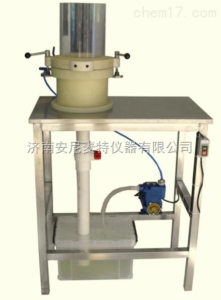 河北生产厂家出售优质抄片器 水循环抄片机 抄纸机
