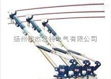 电车线导电钢轨专用绝缘子