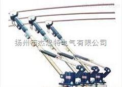 龙门吊电车线,电机车线路金具,线夹,瓷瓶,吊线器