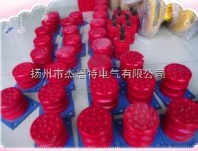聚氨酯缓冲器JHQ-C-9,125*160起重机,电梯缓冲器,孔距130