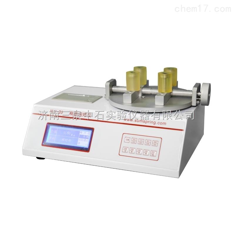 药用聚酯瓶盖扭力测定仪YBB00102002
