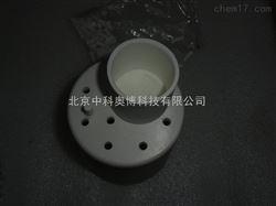 氧化锆陶瓷坩埚 实验室氧化锆坩埚