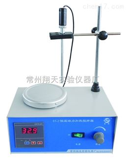 85-2数显恒温磁力搅拌器