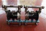 QBY-25不锈钢气动隔膜泵