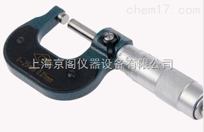 701系列板材厚度测量用千分尺