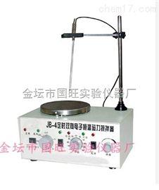 JB-4定時雙向恒溫磁力攪拌器(電子控溫)
