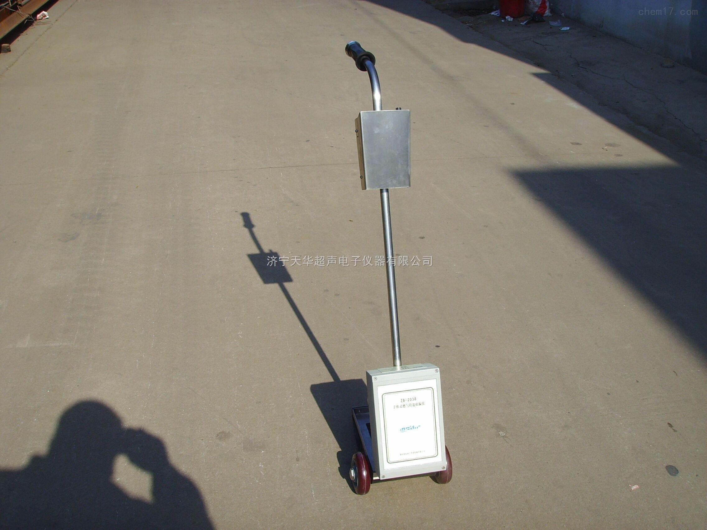 手推式燃气管道检漏仪  燃气管道检漏仪 地下燃气管道检漏仪