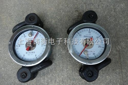 12吨机械式拉力表,0-120KN表盘拉力计现货