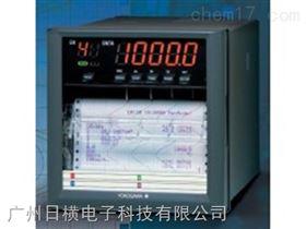 有纸记录仪437124有纸记录仪437124 日本横河YOKOGAWA