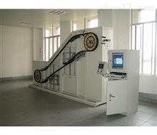 自动扶梯梯级滚轮疲劳耐久性试验台