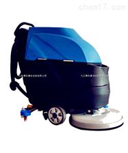 鬆江工廠用手推式洗地吸水吸幹機