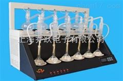 QYZL-6山西智能体化蒸馏仪