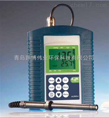 AL20德国夸克电化学测量仪AL20 Oxi(IP67防水)丨进口水质分析仪代理商