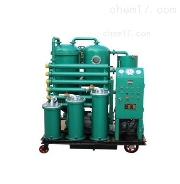 武汉特价供应TYJ-125透平油专用滤油机