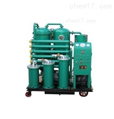 西安特价供应TYJ-50透平油专用滤油机