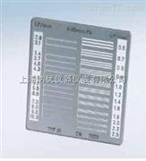 德国IBA 38型线对卡分辨率测试卡