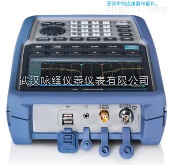 手持频谱仪